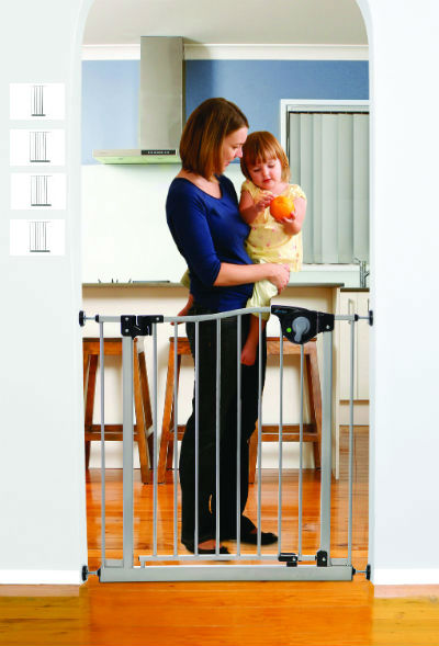 Magnetic Auto Close Baby Gate 400-L870S_L873S_L874S_L874S_L874S