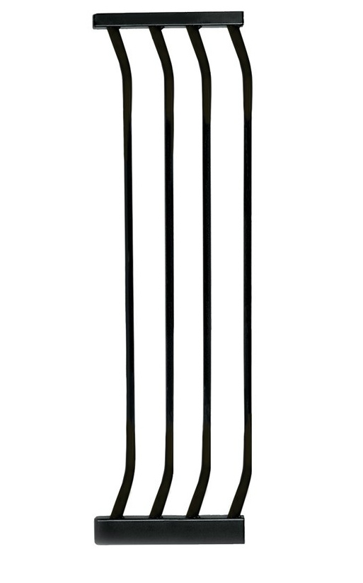 Dreambaby 10.5 Inch Black Gate Extensions 824-F172B