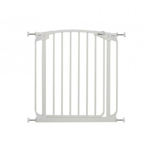 Bindaboo Swing Close Pet Gate Plus 7 White B1101-500