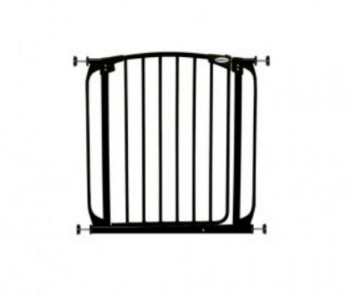 Bindaboo Swing Close Pet Gate Black B1102-500