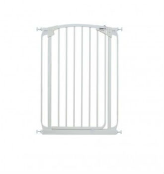 Bindaboo Extra Tall Swing Close Pet Gate White B1121