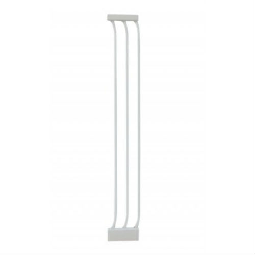 Bindaboo Extra Tall Hallway Pet Gate White B1127-500