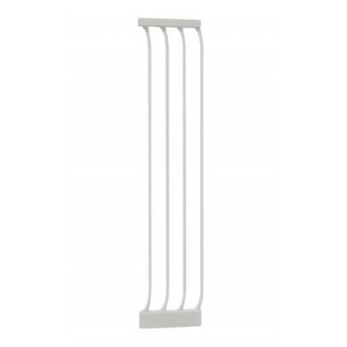 Bindaboo Extra Tall Hallway Pet Gate White B1129-500