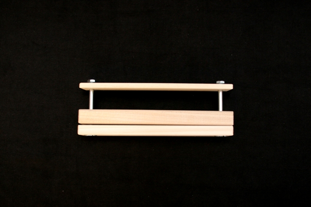 Wood Spindle Clamp for Baby or Pet Gate