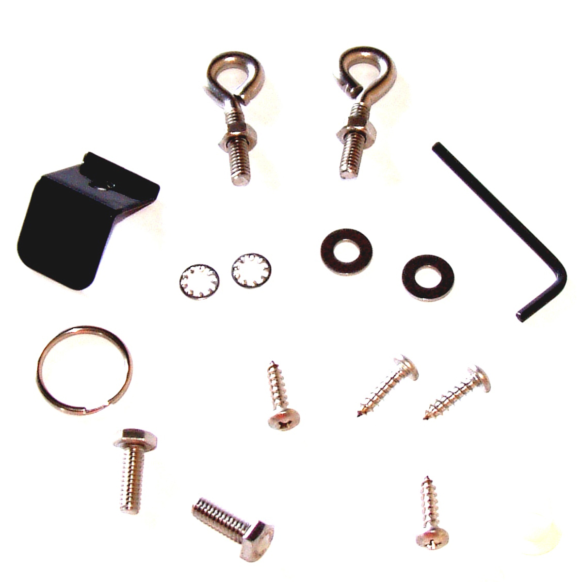 Stainless Steel Gate Mounting Accessories for Outdoors