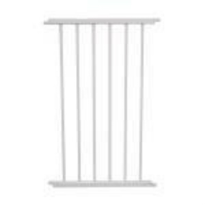 Versagate 20 Inch Gate Extension-White VG20-W-300