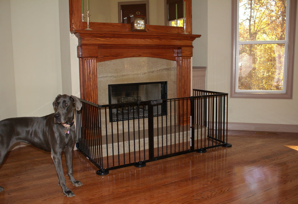 Versagate Baby Gate Black VG65-Black-PET3-1000