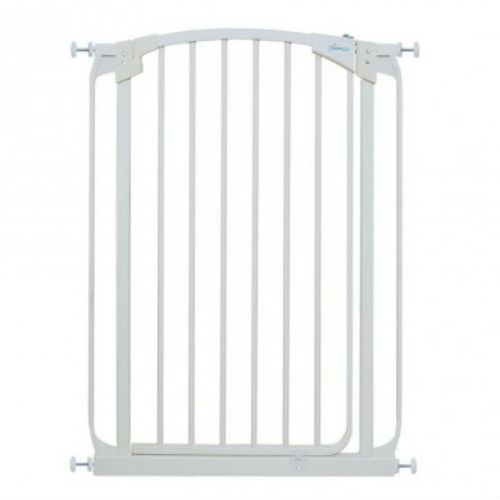 Extra Tall SC Security Baby Gate in White f190w