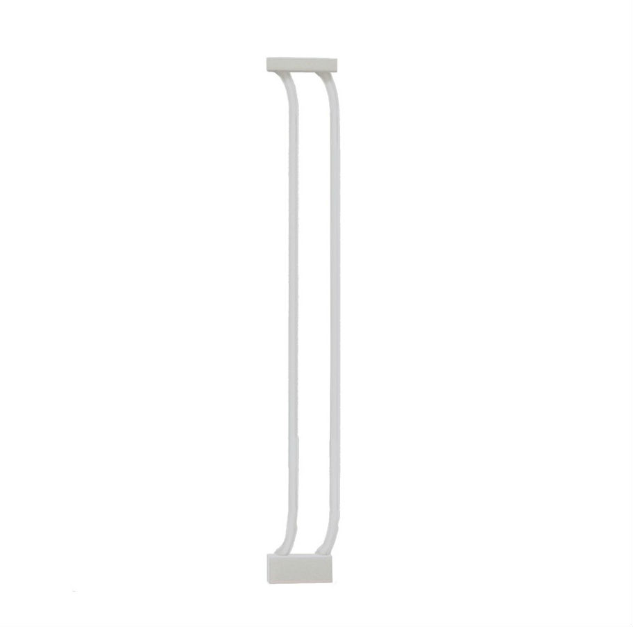 Swing Close Security Baby Gate White F159W Extension