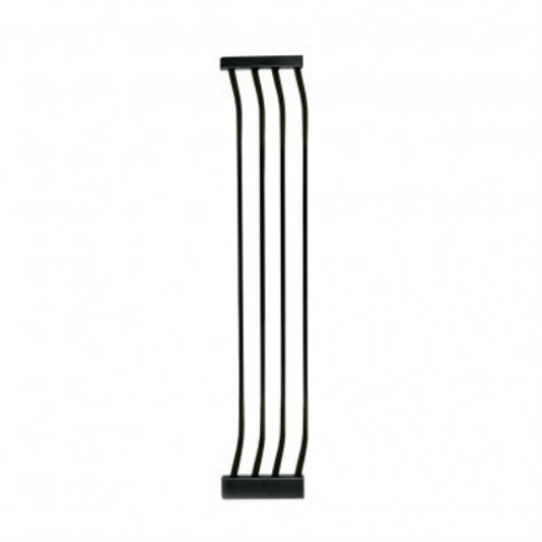 Bindaboo Extra Tall Hallway Pet Gate Black B1130-500