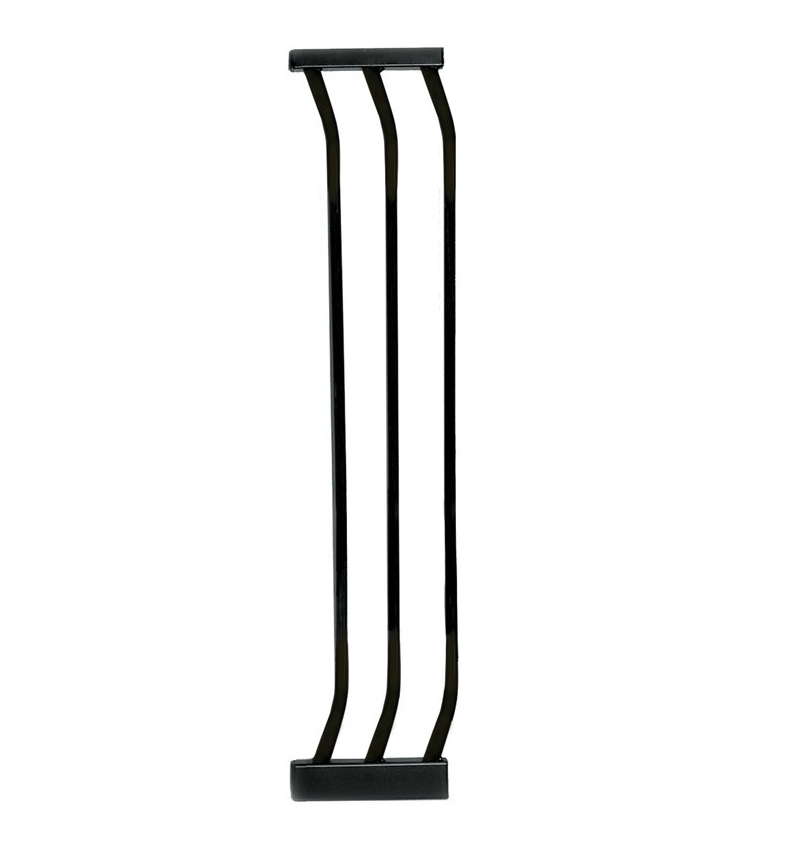 Swing Close Baby Safety Gate Black F171B-848