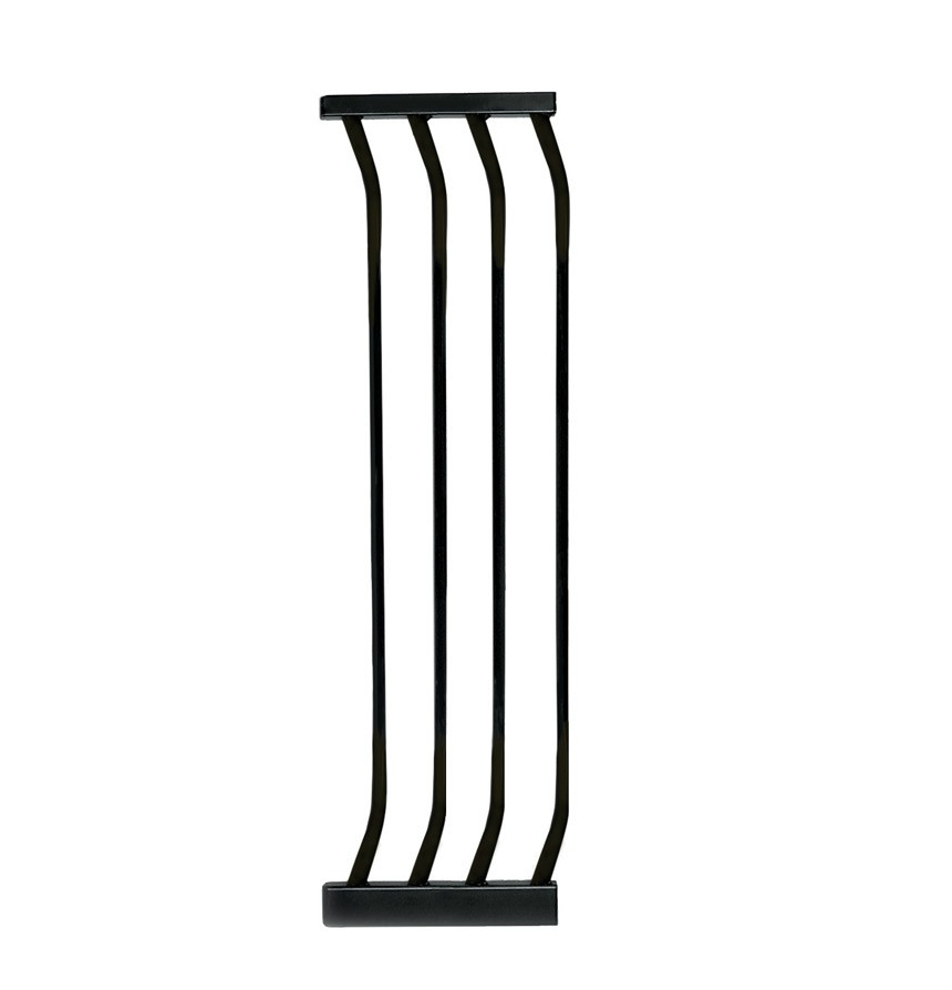 Swing Close Baby Safety Gate Black F172B-894