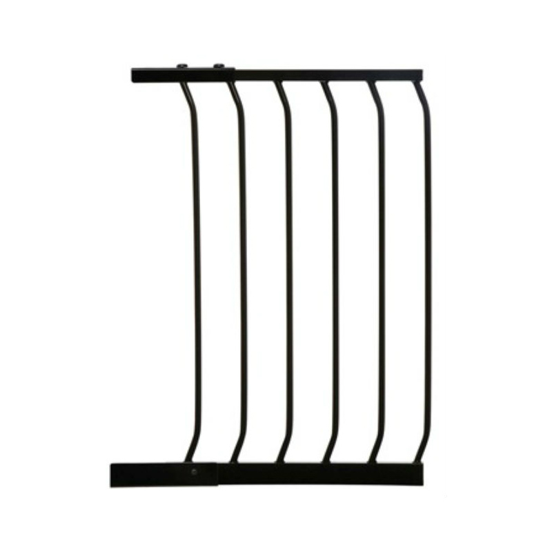 Swing Close Baby Safety Gate Black F832B-800