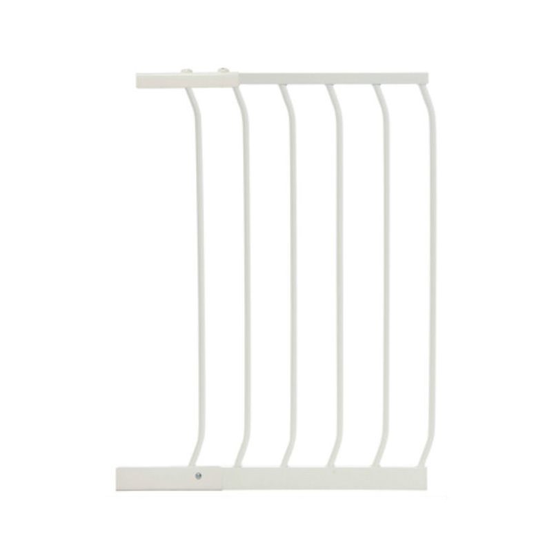 Swing Close Baby Safety Gate White F832W-800