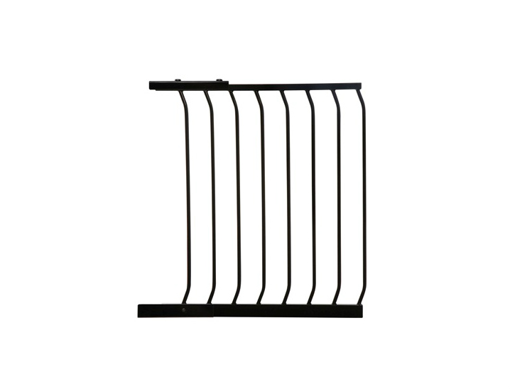 Swing Close Baby Safety Gate Black F834B-718