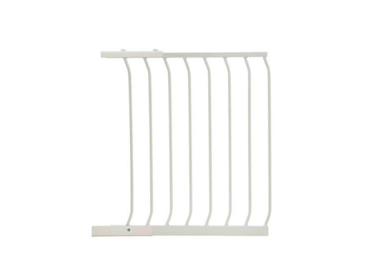 Swing Close Baby Safety Gate White F834W-743