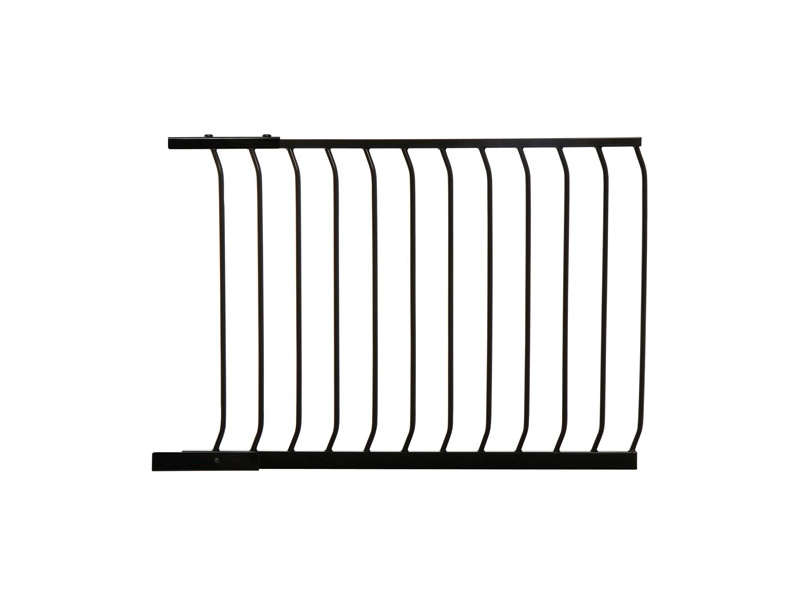 Swing Close Baby Safety Gate Black F835B-800