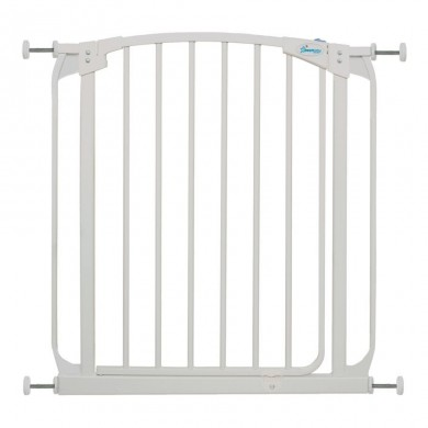 Swing Close Baby Safety Gate White F160W