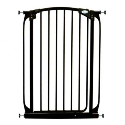 Extra Tall SC Security Baby Gate in Black f190b