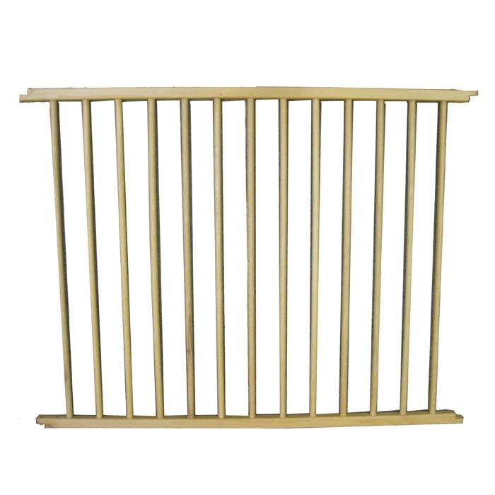 Versagate 40 Inch Gate Extension in Light Oak vg40-wd