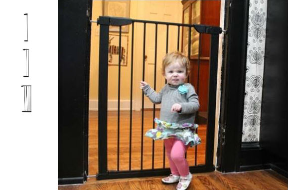 50 Inch Baby Gates Baby And Pet Gates